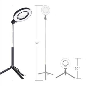 Other - Ring Light with Stand